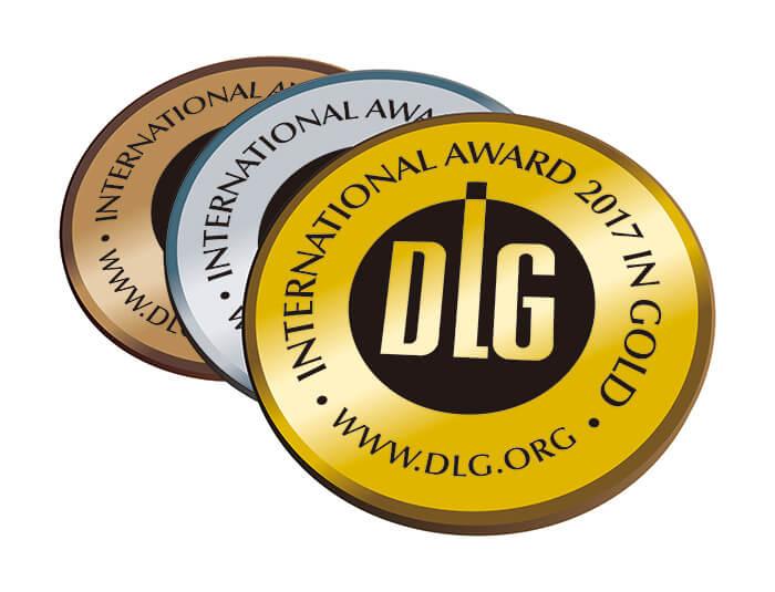 ドイツ農業協会(DLG) メダル獲得